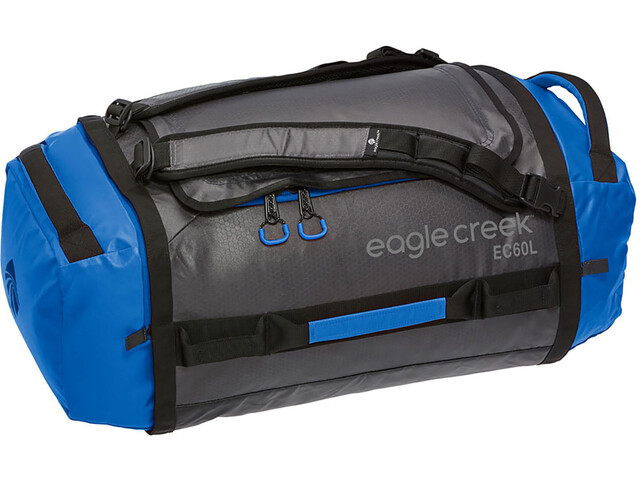 Eagle Creek Cargo Hauler Duffel 60L, blue/asphalt